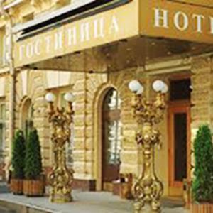 Гостиницы Чудово