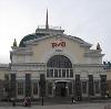 Железнодорожные вокзалы в Чудово