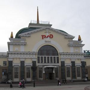 Железнодорожные вокзалы Чудово